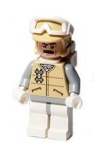 Lego Star Wars Minifigure HOTH OFFICER by LEGO