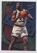 Shaquille O'Neal (Basketball Card) 1993-94 Fleer Ultra - Power in the Key #7