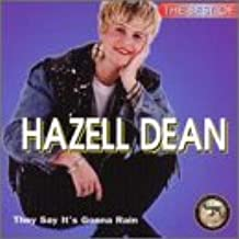 They Say It's Gonna Rain - The Best Of by Hazell Dean (1995-11-07)