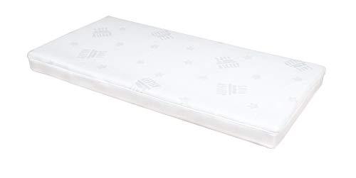 safe asleep von roba Babybettmatratze AIR BALANCE PLUS, 60x120x9 cm, mit...