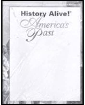 History Alive America S Past Lesson Guide 1 Lessons 1 13