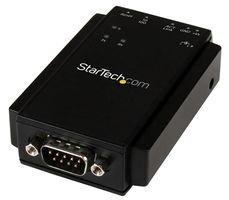 StarTech.com 1 Port RS-232 Seriell zu IP Ethernet Geräteserver zur Hutschienennmontage - Serieller Geräteserver