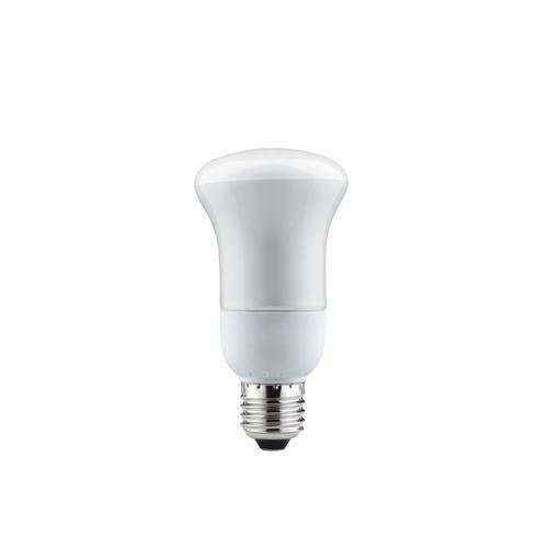 Paulmann 89246 Energiesparlampe Reflektor Glühbirne R63 7W E27 Warmweiß