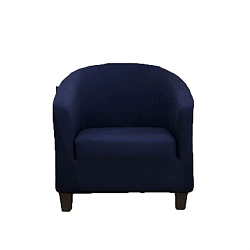 EXTLEZSA Funda para Sofá Club Chair, Fundas de Silla de Bañera de Estampado Elástico Fundas Blandas para Sillón Protector De Muebles (Color : A3)