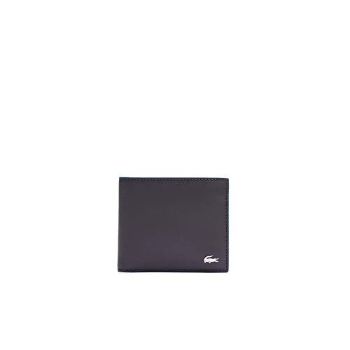 Lacoste NH1112FG, Accesorio de Viaje- Billetera para Hombre, Magnet Lazuli, Taille Unique
