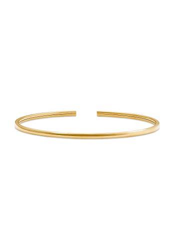 CHRIST Damen-Armreif One Size Gelbgold 32011600