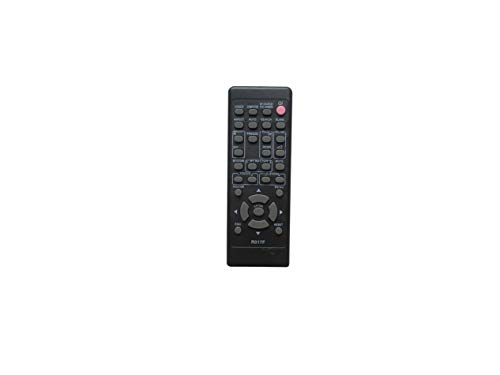 HCDZ Replacement Remote Control for Hitachi CP-WX30LWN CP-X30LWN CP-WU5505 CP-X5500 CP-X5555 CP-WU5506M CP-WU5500 3LCD Laser Interactive Projector
