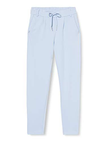 ONLY Damen ONLPOPTRASH Easy Colour Pant PNT NOOS Hose, Cashmere Blue, M/30