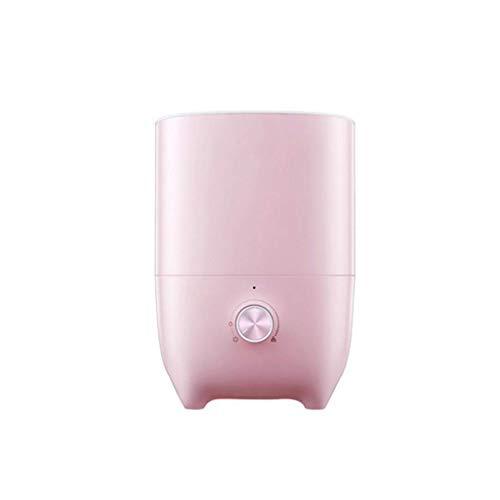 NMBD Aromatherapie-Diffusor - Ultraschall-Diffuser -Wasser Kapazität: 2500ML (Pink) KAIRUI