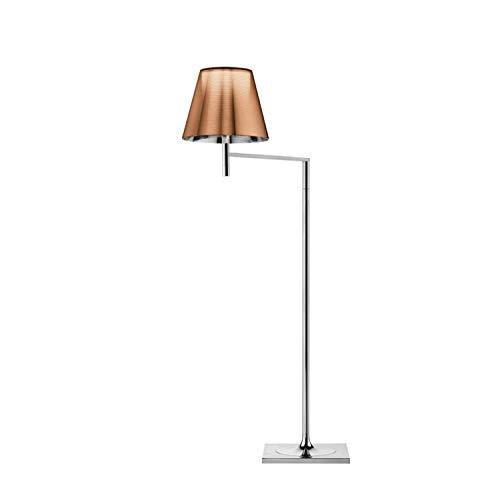 Lámpara de pie, colección Ktribe, versión Floor 1, 100W, 25 x 37 x 112 centímetros, color bronce (referencia: F6265046)