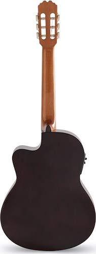 Admira Sara EC - Guitarra Electrificada,Cutaway, Tamaño 4/4