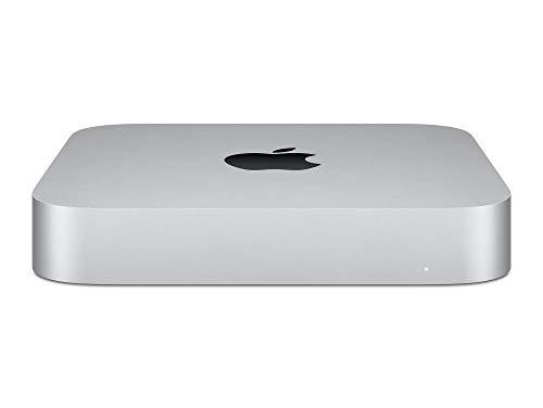 Apple Mac Mini M1 MAC-System, Silber, macOS Big Sur, Deutsch