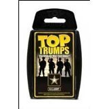 Top Trumps Limited Edition US Army