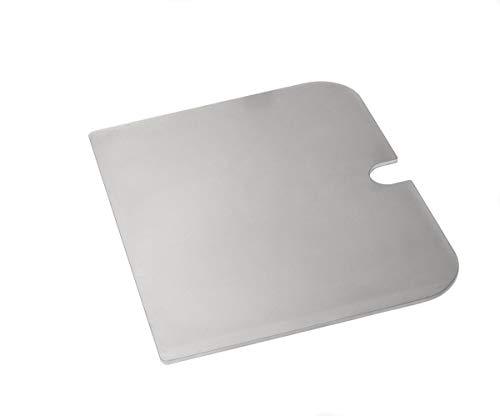 ZIFA Grills Edelstahl Grillplatte/Griddle-Plate *1-teilig* für Weber Go Anywhere
