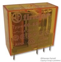 Best Price Square Relay, DPDT, 24VAC, 8A 40.52.8.024.0000 di Finder