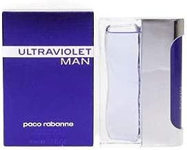 Ultraviolet Man by Paco Rabanne for Men - Eau de Toilette, 50ml