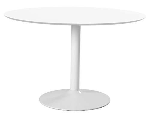 ronde witte eettafel ikea