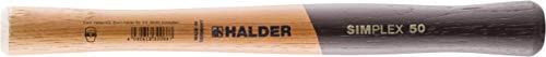 SIMPLEX-hochwertiger Holzstiel, für SIMPLEX-Schonhämmer mit Stahlguss- oder Aluminiumgehäuse | Ø=60 mm | 3244.060