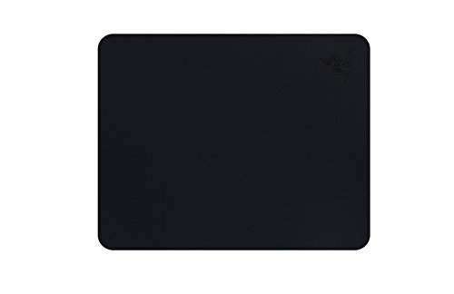 Razer Goliathus Speed (Small) Gaming Mousepad: Smooth Gaming Mat - Anti-Slip Rubber Base - Portable Cloth Design - Anti-Fraying Stitched Frame - Stealth