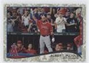 Albert Pujols; Checklist #3/99 (Baseball Card) 2014 Topps Update Series - [Base] - Camo #US-1