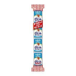 【冷蔵】Q・B・B クリームチーズ入りベビー4個(60g)X10袋