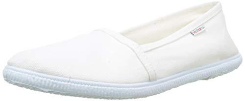 Victoria Camping Lona Soft, Zapatillas Unisex Adulto, Blanco (Blanco 20), 46 EU
