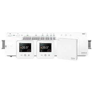 Eberle Controls Starter-Kit FBH Wiser Start-Kit FBH Smart Home Smart Thermostat 4017254165801
