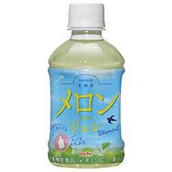ゴールドパック 北海道メロンジュレ 275mlペットボトル×24本入×(2ケース)