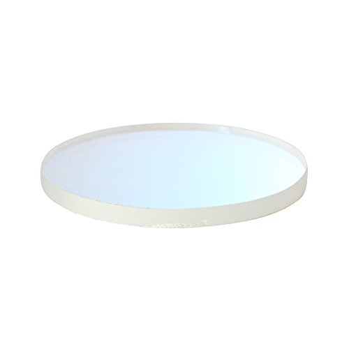 """Lightolier ADG2RD 2"""" Diameter Primary Red Dichroic Accessory Filter, Glass"""