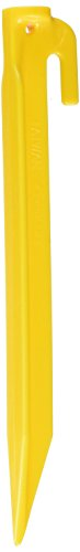 Product Image 1: Coghlan's 9309 ABS 9″ Tent Pegs – Pack of 6, Multicolor