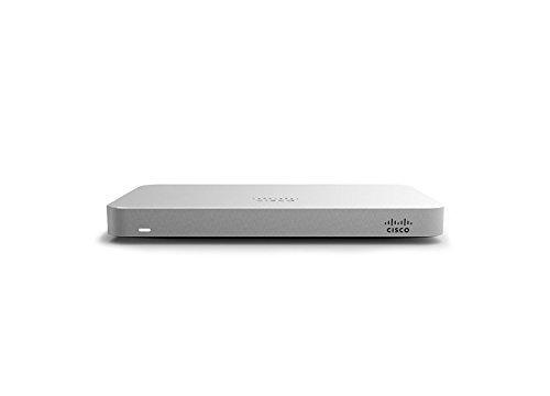 Cisco Meraki | MX64-HW-ENT-1YR | MX64-HW with Meraki MX64 Enterprise License and Support, 1 Year