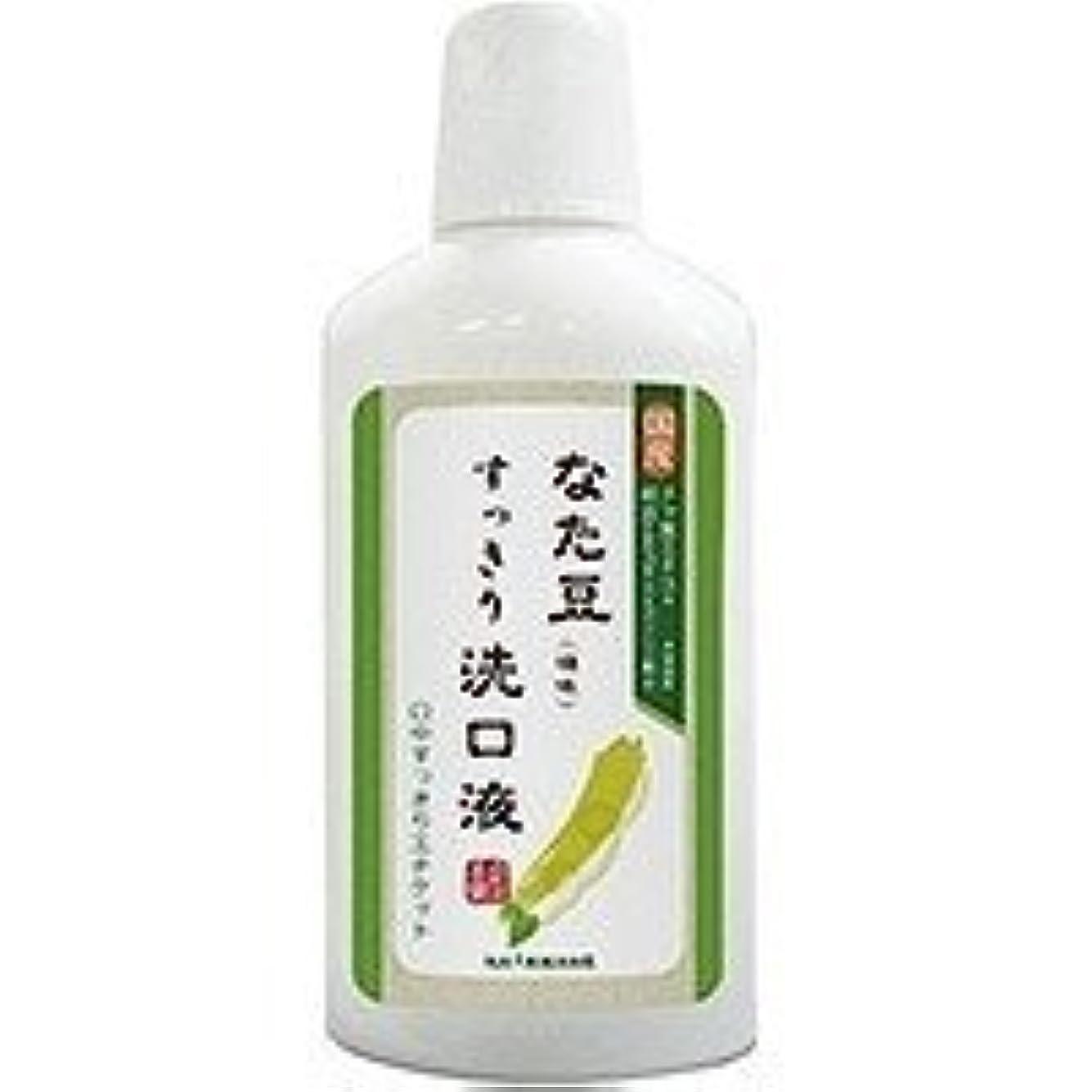リーズ規制ドライバ株式会社三和通商 なた豆 すっきり 洗口液(500ml)