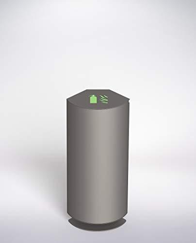 Caja Diseño Alto, Armario Extintor 6L de Agua o Espuma, 6kg de Polvo, Extintor CO2 2kg