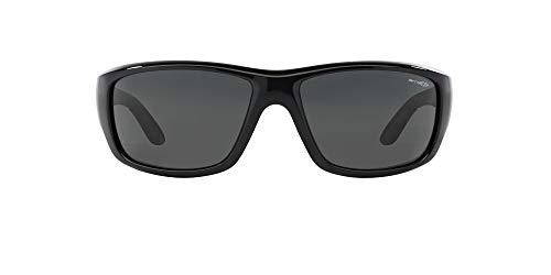 Arnette Cheat Sheet Gafas de Sol, Hombre, Negro, 62
