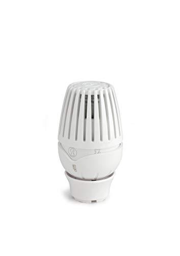 Giacomini - Grifería gas radiador - Cabezal termostática