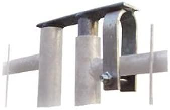zum stabilen Abst/ützen von Bauz/äunen Bauzaunst/ützstrebe mit kleiner Platte