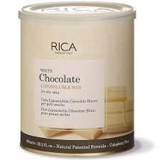 Rica Liposoluble Waxing with Kit, 800g (White Chocolate)