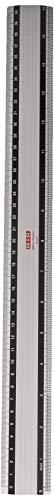 M+R 18400000 Lineal, Aluminium, cm und inch Skalierung, 40 cm