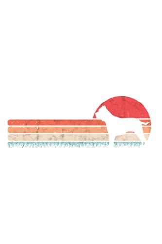 Presa Canario Daily Planner: Presa Canario Retro Dogo Vintage / Calendar 2022...