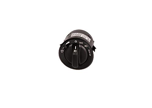 ACDelco D1501H GM Original Equipment SS Black Headlamp and Fog Lamp Switch