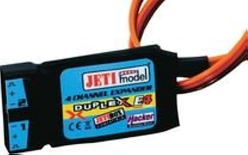 Expander Hacker Jeti Duplex E4