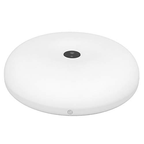 Pwshymi Lámpara de Noche de inducción Lámpara de Mesa LED Lámpara de Mesa con Sensor Ajustable Luz de Mesa con Sensor de Control de Gestos Iluminación Ambiental Luces nocturnas para Dormitorio de