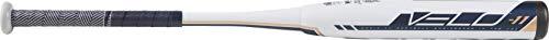 "Rawlings Velo 2 piece Composite Fastpitch Softball Bat, 31"" (-11)"