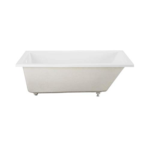 Swiss Madison Well Made Forever SM-DB568 Drop in bathtub, Glossy White