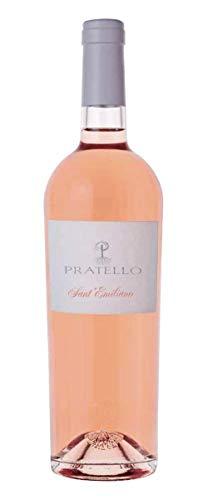 Sommer Spezial! 6x 0,75L Roséwein Pratello Chiaretto Garda DOC 2019 12,5%