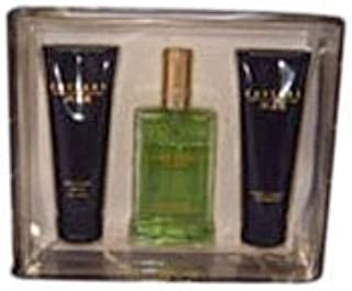 Caesar's World Caesars By Caesar's World For Men. Gift Set ( Cologne Spray 4.0 Oz + Aftershave Balm 3.3 Oz + Hair And Body Shampoo 3.3 Oz).