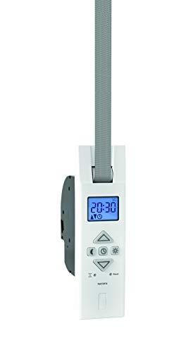 Elektrischer Gurtwickler MATOFIX PRO für 17-23mm Gurtband, Unterputz, Zugkraft bis 45kg, feste Fahrtzeiten einstellbar, Display, inkl. Netzstecker