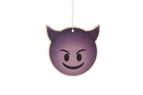 Eureka door CGB Giftware Emojifresh glimlachende duivel pak van 2 luchtverfrissers - GB02052