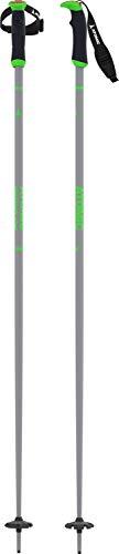 Atomic, 1 Paar All Mountain-Skistöcke, Unisex, 115 cm, Aluminium, AMT SQS, Grau/Grün, AJ5005544115