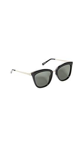 Le Specs Damen Sonnenbrille Caliente schwarz One Size